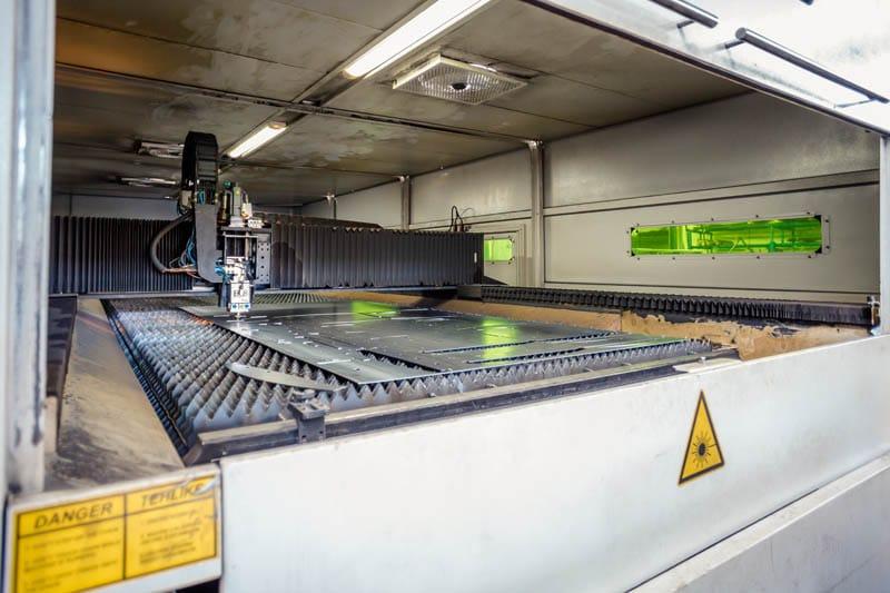 Г99 производствена база и машинен парк